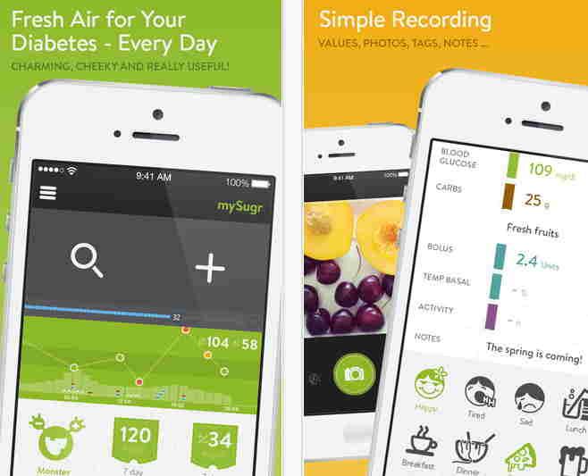 10 лучших приложений для измерения сахара в крови для iPhone 12/11 / XR / XS 2021 года