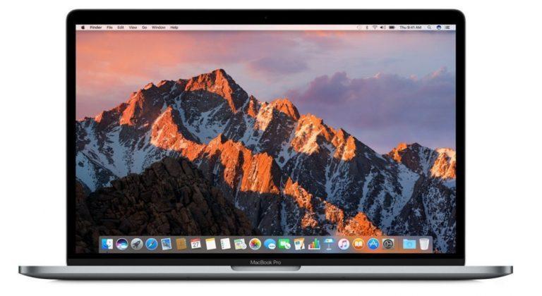 Скидка 8% Текущие предложения MacBook Pro 2016 Touch Bar, без Touch Bar