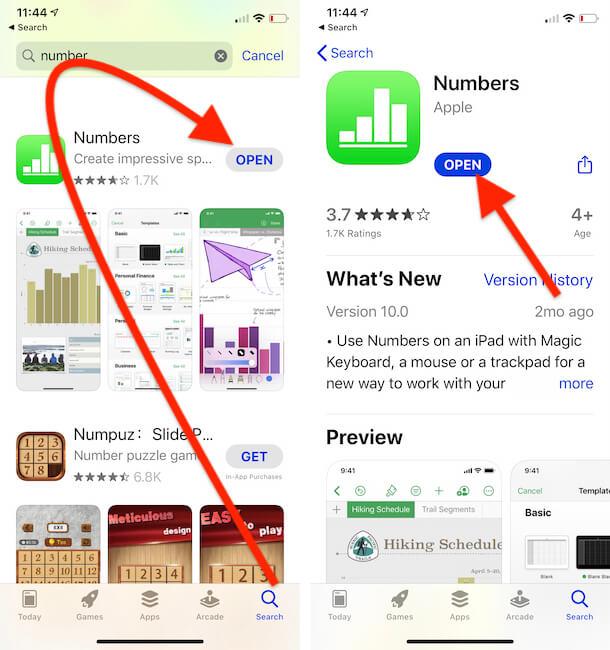 Как редактировать документ Numbers на iPhone, iPad: редактировать файлы, сотрудничать