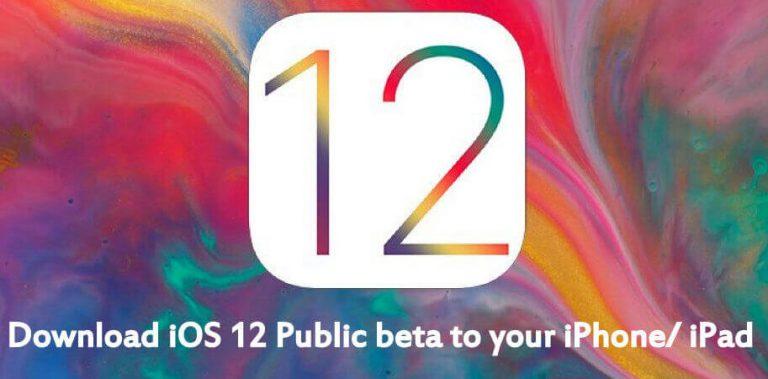 Как скачать и установить iOS 14 / 13.7 / iOS 12.4 Public Beta на iPhone / iPad