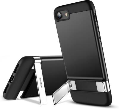 Лучшие чехлы с подставкой для iPhone SE 2020 года: стойте в любом направлении
