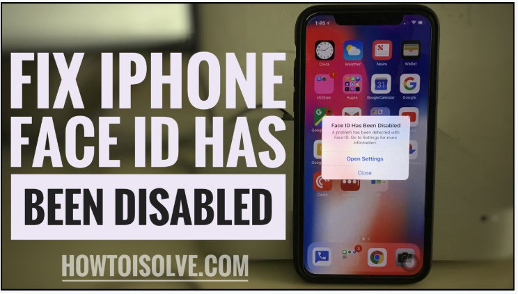 Невозможно активировать Face ID на iPhone XS Max, iPhone XS или iPhone XR