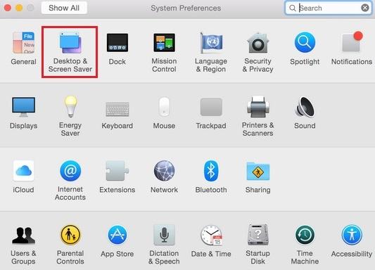Как включить или использовать Hot Corners на Mac, MacBook и хранитель экрана