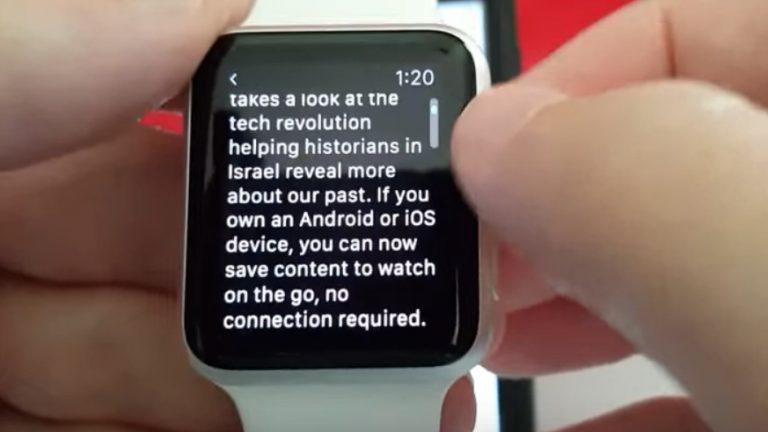 Как подключить Apple Watch к Интернету в watchOS 7: пошаговое руководство