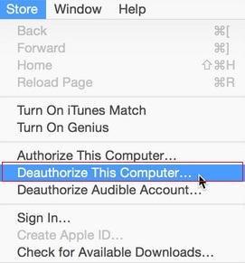 Как деавторизовать Mac в iTunes Store: MacOS Big Sur, Catalina