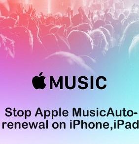 Как остановить или отключить автоматическое продление Apple Music на iPhone, iPad