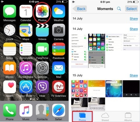 Как напечатать фото с вашего iPhone 12/11 / XR / X / 8 Plus / 7/6/6 Plus, iPad