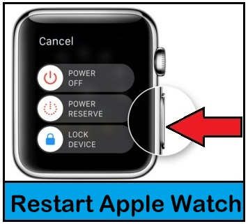 [2021 Updated] Как перезапустить Apple Watch Series 6 / SE / 5/4/3/2
