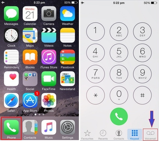 Как сохранить сообщения голосовой почты на вашем iPhone 12Pro, 11 (Pro Max), XS