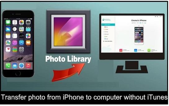 Как перенести фотографии с iPhone на ПК без iTunes в 2021 году