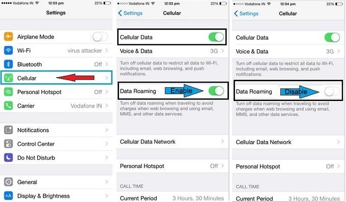 iOS 14: как отключить роуминг данных на iPhone: прочитать вопросы и ответы