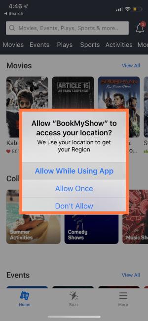 Найдите, какие приложения отслеживают ваше местоположение в фоновом режиме iPhone, iPad