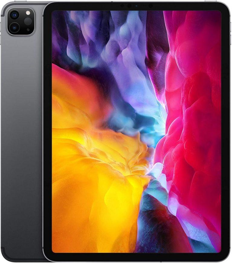 Где купить iPad Pro 2021 с диагональю 12,9 дюйма, 4-го поколения, Amazon предлагает онлайн