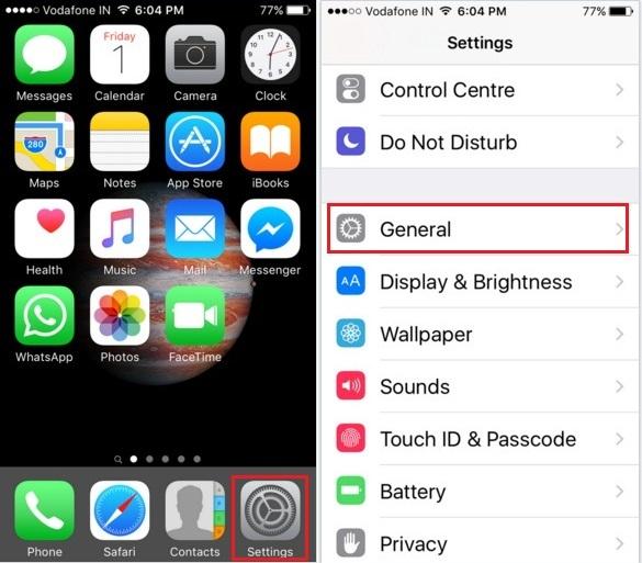 Как сбросить словарь клавиатуры на iPhone, iPad (исправить проблемы с клавиатурой)