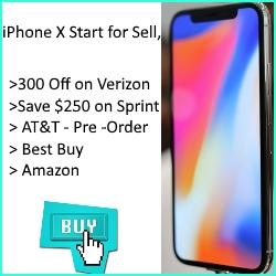Где купить разблокированный iPhone X в США: доступны дешевые предложения