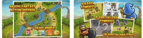 Топ-10 лучших игр Tower Defense для iPhone XR, iPhone XS, XS Max