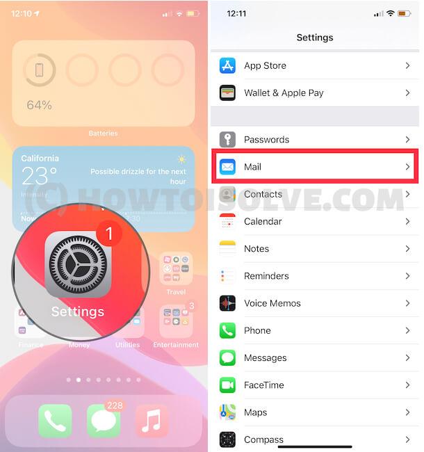 Как добавить новую учетную запись электронной почты на iPhone в iOS 14: iCloud, Gmail, Yahoo