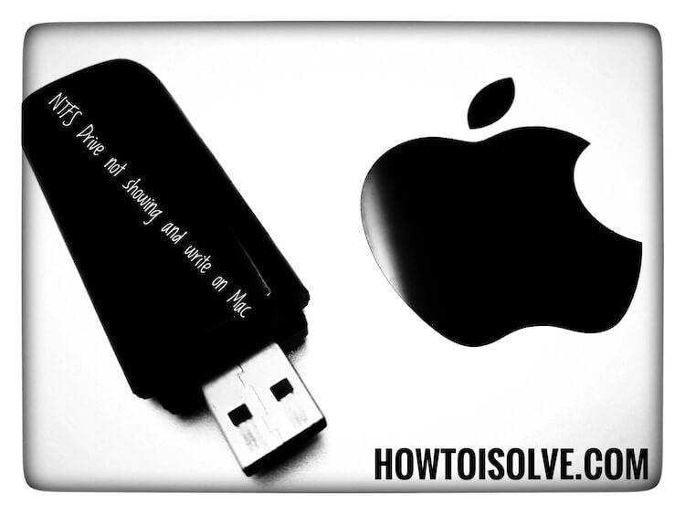 Как записывать на диски NTFS на Mac: macOS Big Sur / Catalina / Mojave