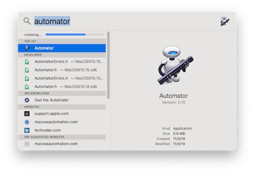 Как добавить водяной знак на страницы PDF на Mac, MBP с помощью Quick Action