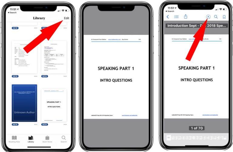 Использование разметки PDF и редакторов PDF