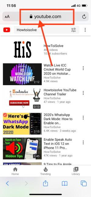 Как воспроизводить видео с YouTube в фоновом режиме на iOS, Android