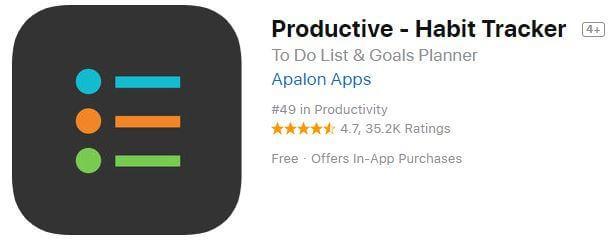 [2021] Десять лучших приложений для отслеживания привычек для iPhone и Apple Watch