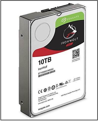 Верхний сетевой жесткий диск до 10 ТБ
