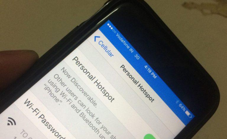 Как настроить персональную точку доступа на iPhone 12 Pro Max, 11, любом iPhone