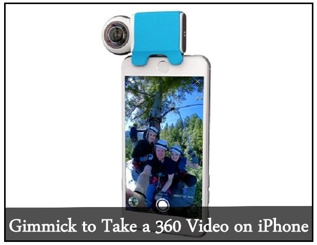 Вот трюк для съемки панорамного видео на iPhone 12/11 / XS Max, XS, XR, X, 8+