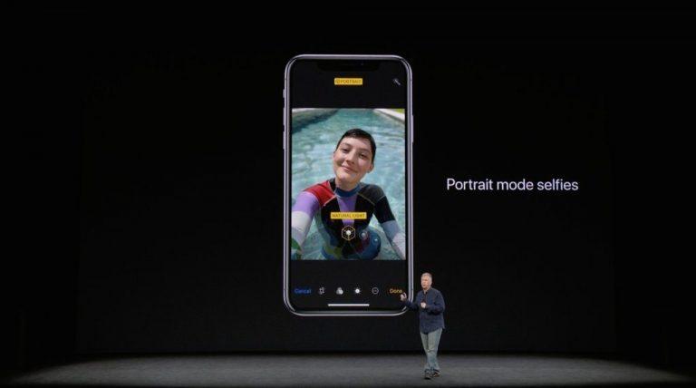 Делайте селфи в портретном режиме на iPhone X, XS и XS Max [How to Guide]