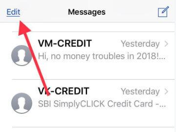 Как остановить подтверждение удаления сообщения на iPhone 12/11 / XR / X / 8 / SE