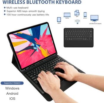Лучшие 12,9-дюймовые клавиатуры для iPad Pro 2021 года