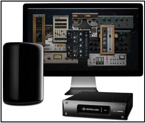 Лучший аудиоинтерфейс Thunderbolt для MacBook Pro / Air Mac в 2021 году
