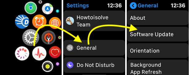 7 советов Apple Watch 6 / SE / 5/4 не обновят watchOS 7: обновление зависает / медленно