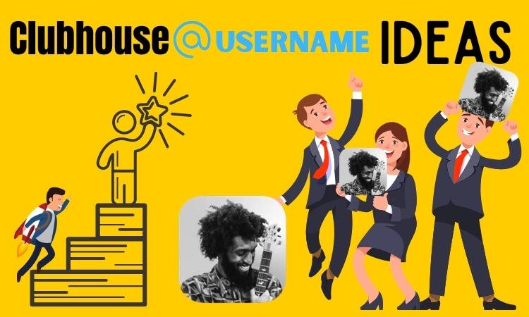 Идеи имени пользователя в приложении Clubhouse с примерами: [2021]