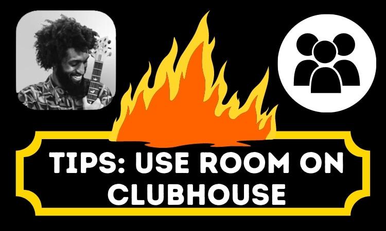Как использовать комнату в социальном приложении Clubhouse: начать только аудио-обсуждение