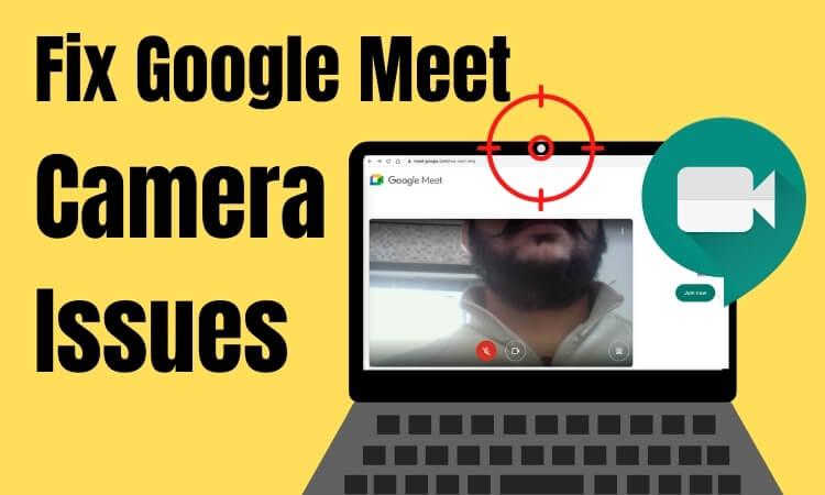 14 исправлений камеры Google Meet, не работающей Mac, MacBook: обновлено 2021 г.