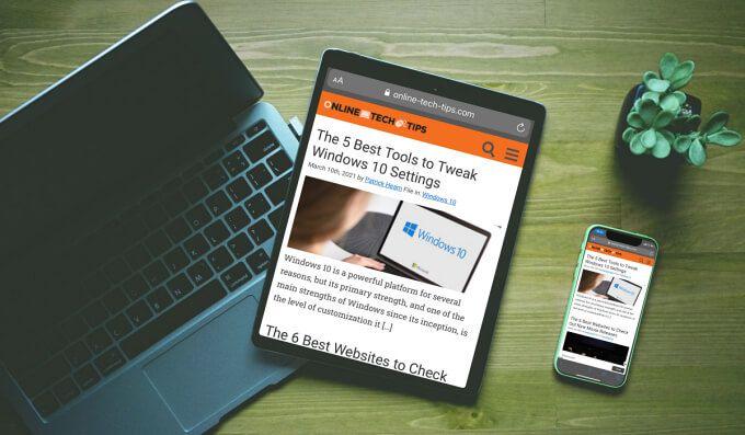 Как сделать снимок экрана с прокруткой на Mac, iOS и iPadOS