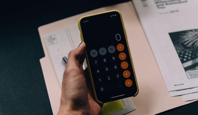 7 лучших советов и хитростей для калькулятора iPhone