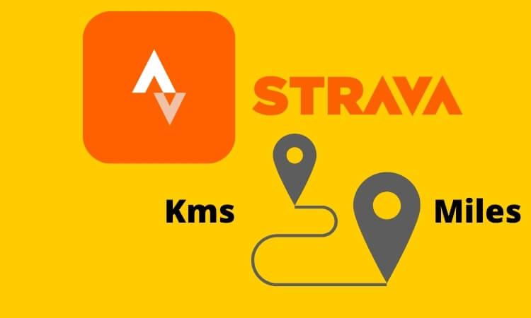 Как изменить км на мили в Strava на настольных компьютерах и в приложениях, а также на Apple Watch