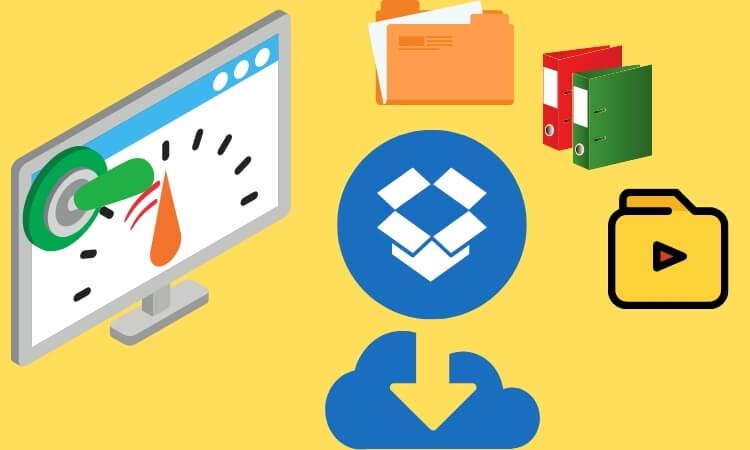 Как загружать файлы из Dropbox на Mac или ПК в 2021 году