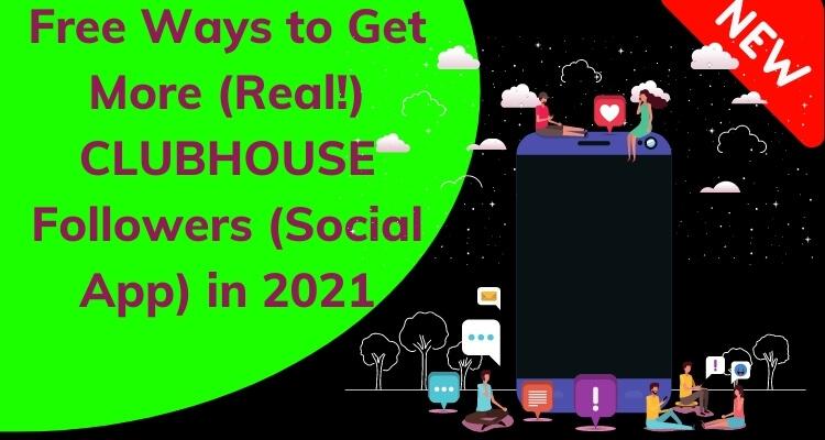Как получить от последователей CLUBHOUSE советы по взлому, которые работают для вас 2021
