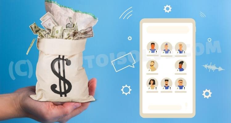 Как приложение Clubhouse зарабатывает деньги?  Социальные сети 2021