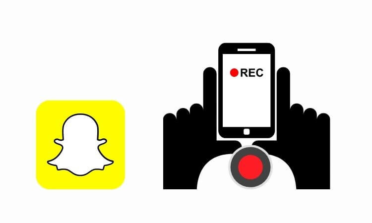 Может ли Snapchat обнаружить средство записи экрана?  Записывать, не зная никого