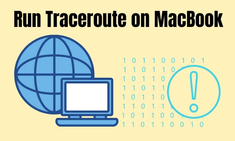 Как запустить Traceroute на MacBook, Mac: 2 метода