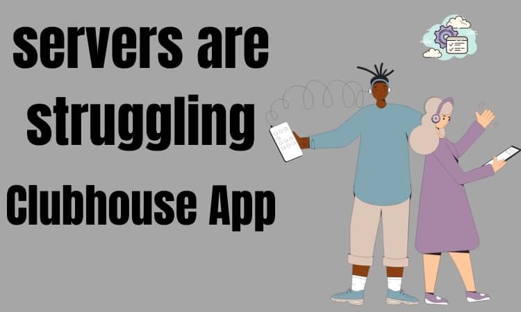 Исправьте приложение Clubhouse « Наши серверы не работают, а ваш запрос не выполнен »
