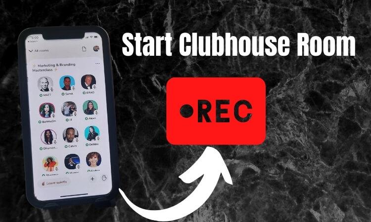 Вот как записывать разговоры в клубе, никого не зная