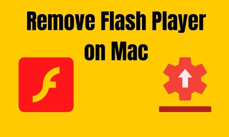 Как удалить Adobe Flash Player на Mac, MacBook