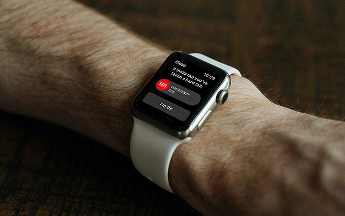 Как настроить обнаружение падения Apple Watch для вашей безопасности