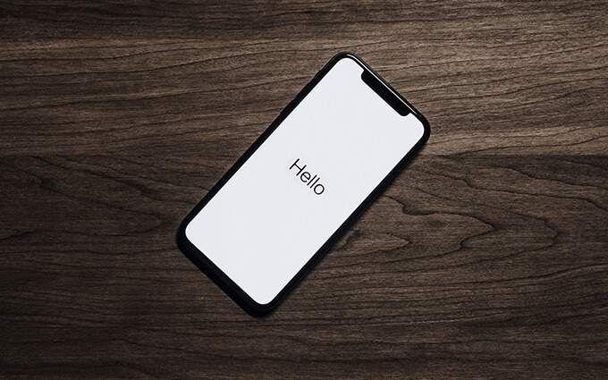 Как восстановить заводские настройки iPhone и iPad